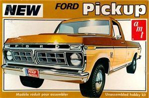 1976 Ford Ranger F 350 Styleside Pickup 1 25 Model Cars Kits Model Truck Kits Plastic Model Kits Cars