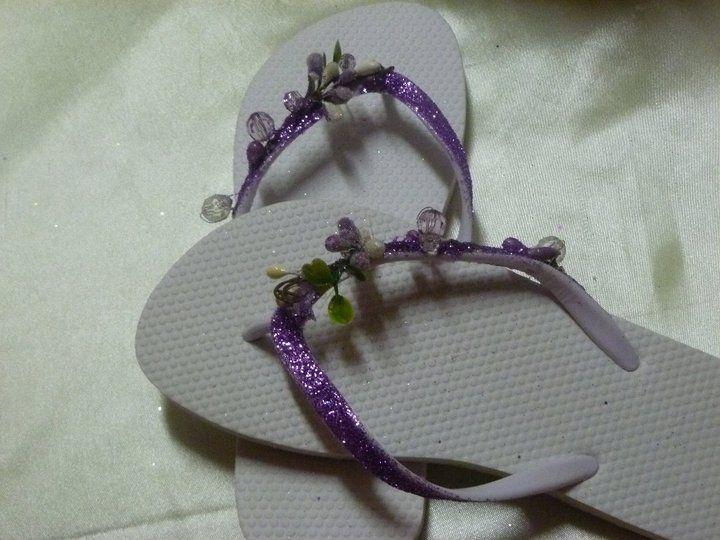 Ladies love Flip Flops!