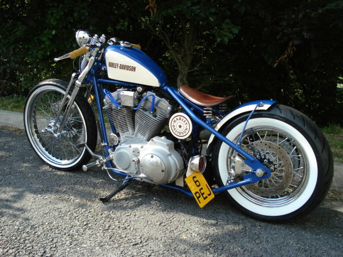 Harley davidson xl883c sportster bobber bobbers and harley davidson harley davidson xl883c sportster bobber sciox Gallery