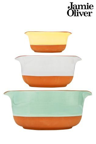 Set Of 3 Jamie Oliver® Tapas Dishes  sc 1 st  Pinterest & Set Of 3 Jamie Oliver® Tapas Dishes | cose belle da cucina ...