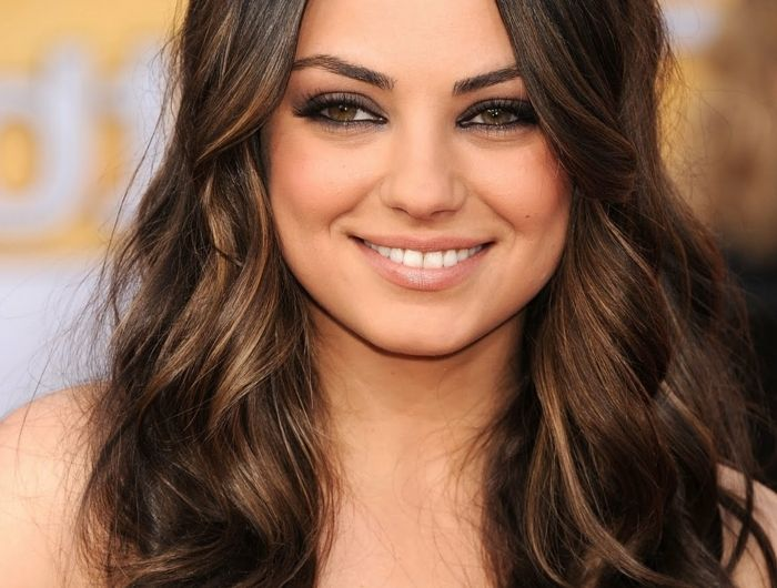 60 ides pour le maquillage yeux marrons makeup 60 ides pour le maquillage yeux marrons brown ombre hairombre pmusecretfo Choice Image