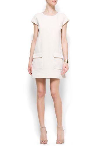 Mango Women`s Pocket Dress $74.99