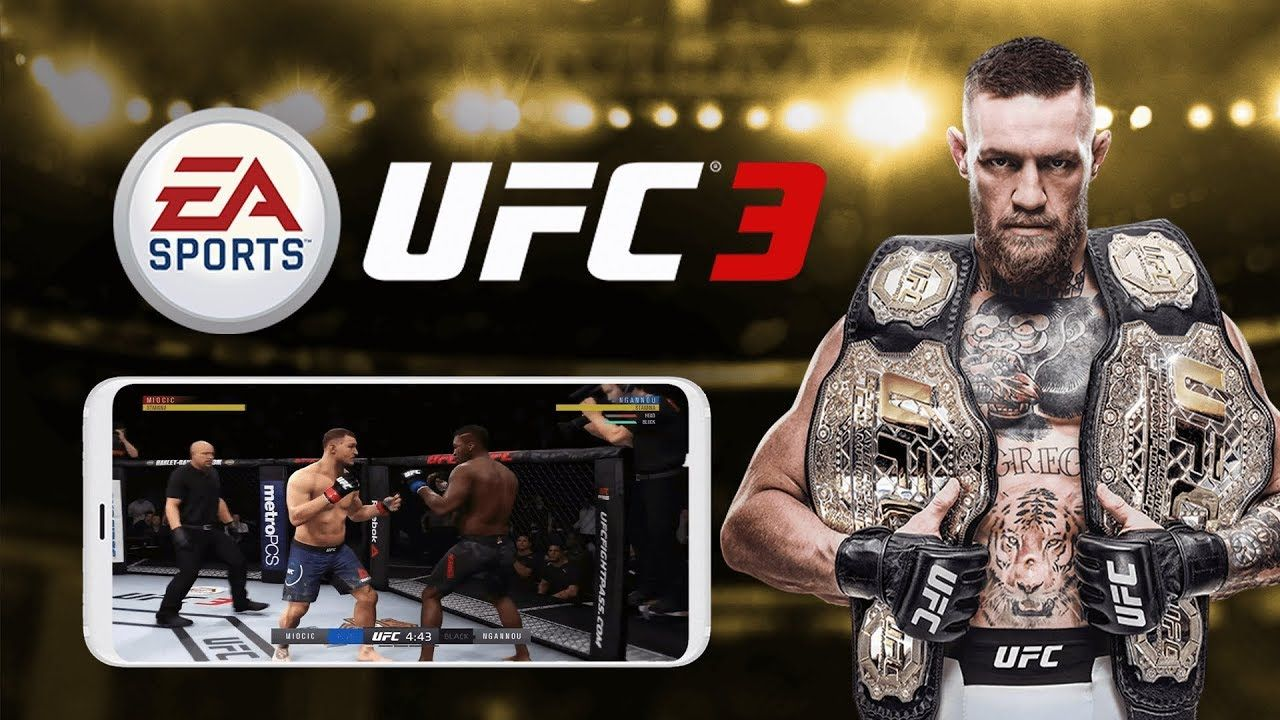 Ufc Mobile Hack 2020 Ea Sports Ufc 3 Mobile Gameplay Android Apk Ios Download In 2020 Ea Sports Ufc Ufc Sports