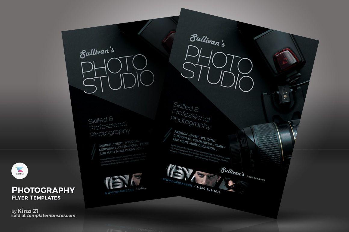 Photography Flyer Psd Template 66858 Photography Flyer Flyer