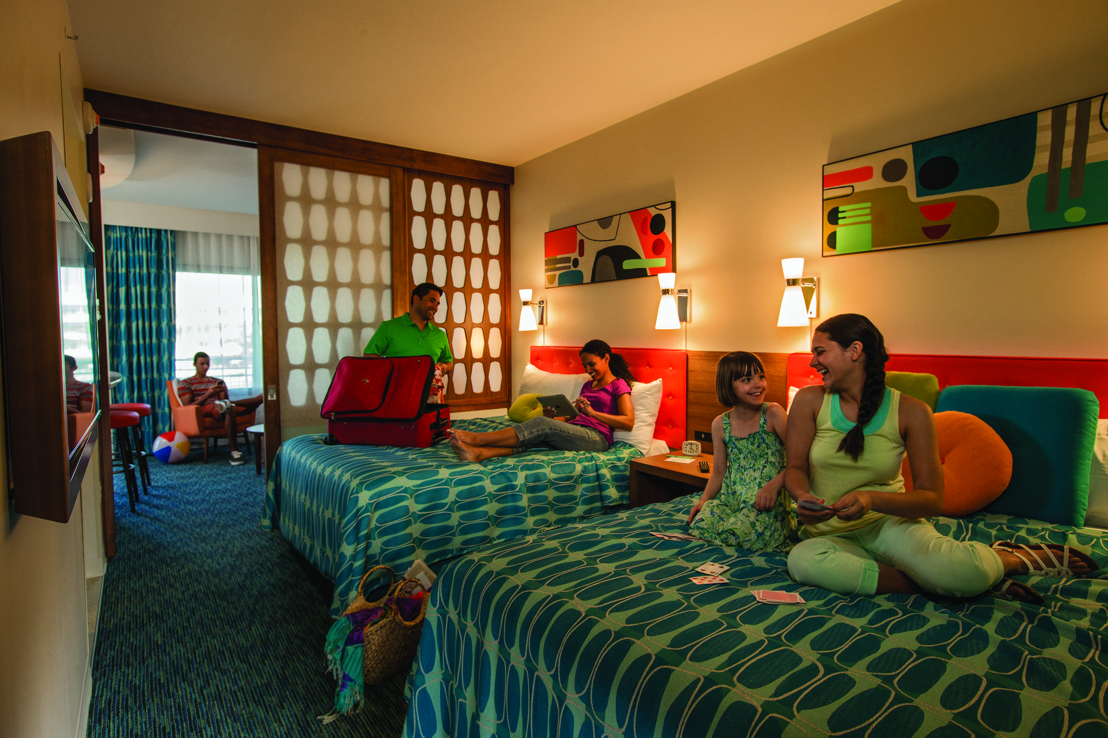 Cabana Bay Rooms Google Search