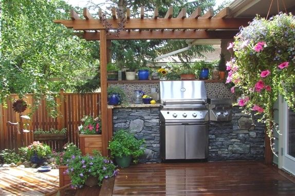 Grill Station Design Ideas For Your Backyard Grilldesign Grillstations Nova Williams Saved To Outdoor Kitche Outdoor Grill Station Pergola Outdoor Pergola