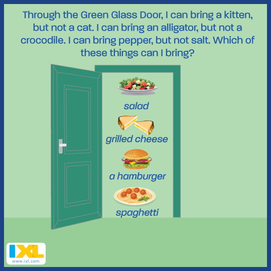 Happy 4th Of July Get The Whole Family Involved With This Week S Brainteaser Word Puzzles Brain Teasers Green Glass Door
