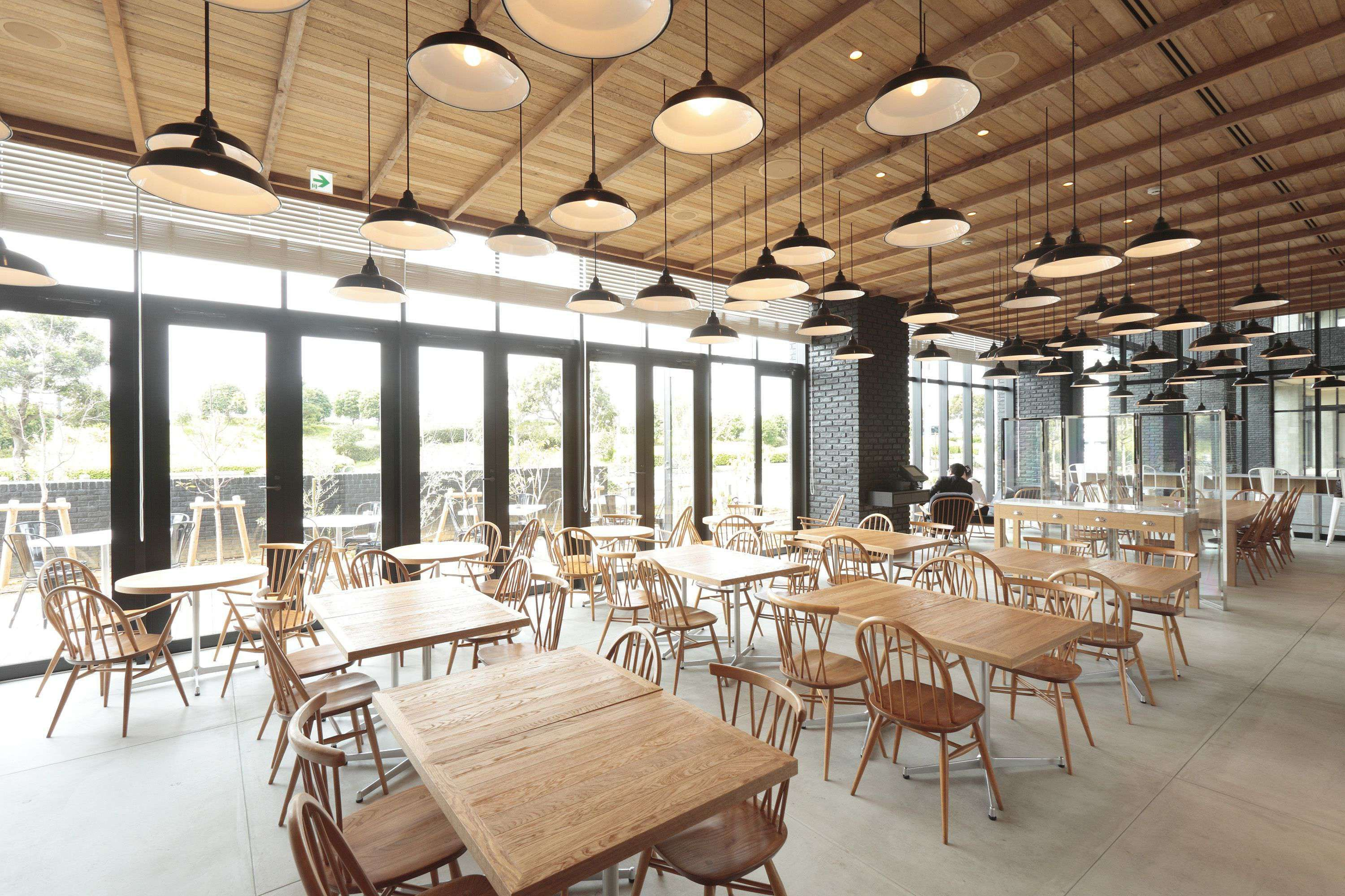 Black One Office Canteen Design By Merx Cm Black Canteen