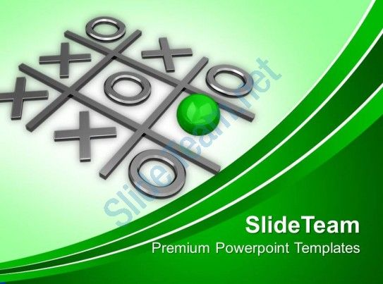 tic tac toe competition powerpoint templates ppt themes and - tic tac toe template