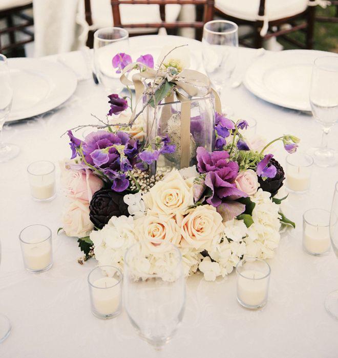25 Stunning Wedding Bouquets: 25 Stunning Wedding Centerpieces - Part 12