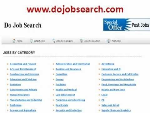 Job Search | Do Job Search | Job Search Websites | Job Search ...