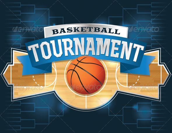 Basketball Tournament Design | Buy Basketball, Fonts And Font Logo