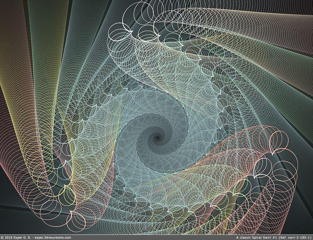 A classic Spiral Swirl 1