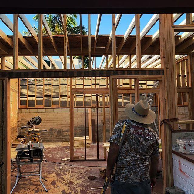 Framing progress framing contractor contractorsofinsta framing contractor contractorsofinsta construction woodworking wood tools designer design blueprint homerenovation homeimprovement houseideas malvernweather Choice Image