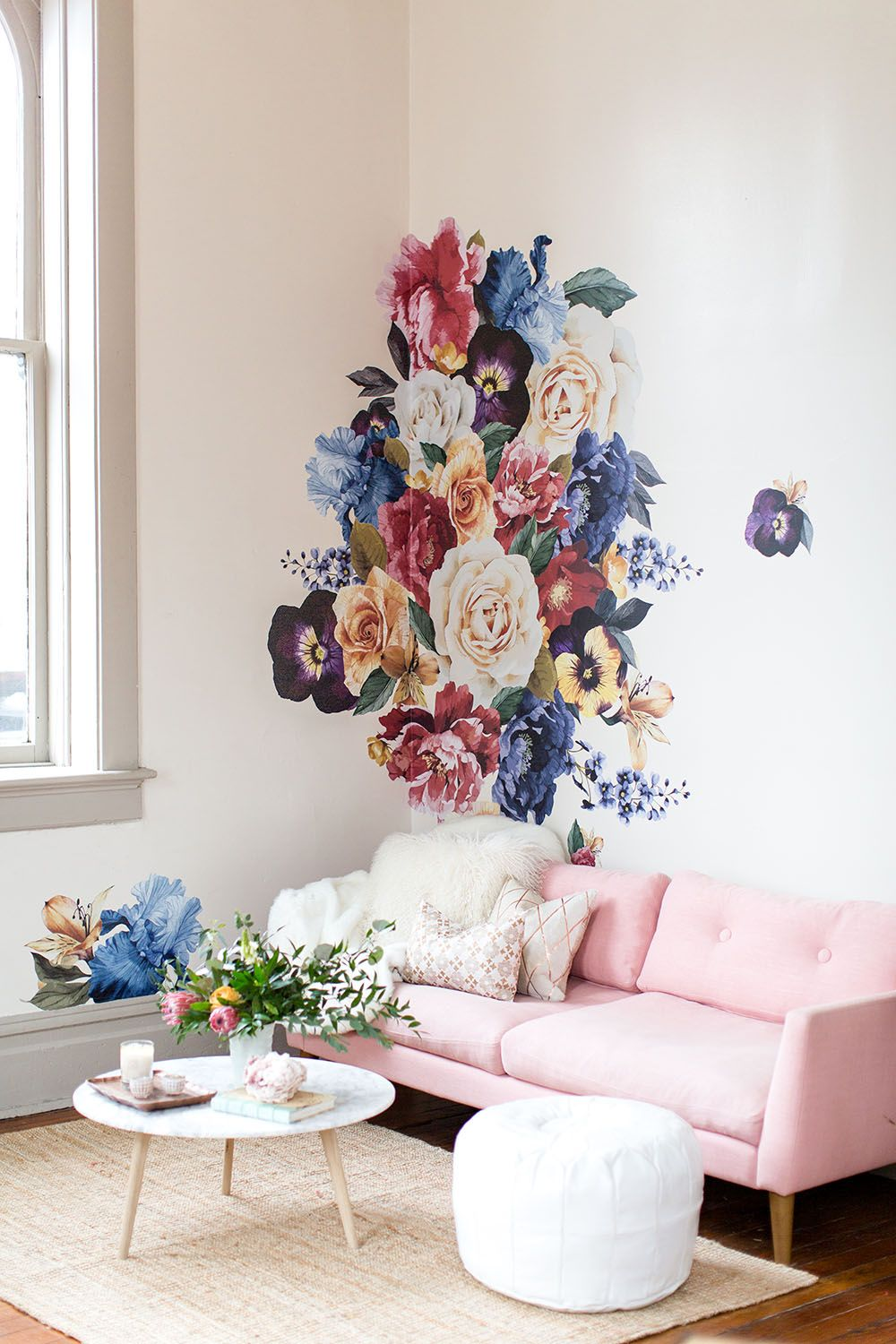 5 Ways To Get Your Home Ready For Spring Wall Vinyl Decor Wall