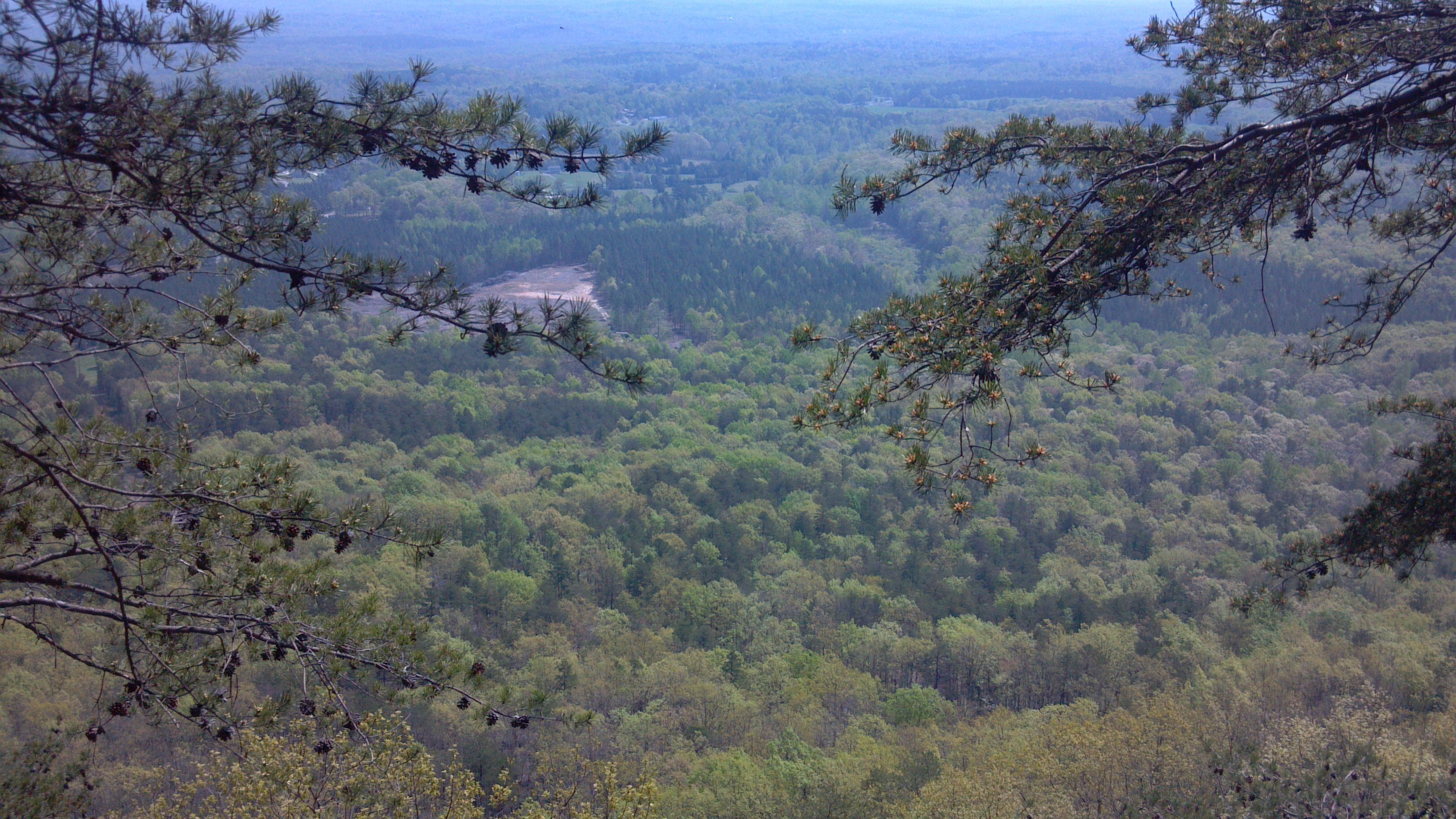 Overlook, Crowders Mountain State Park, NC | Camping ...