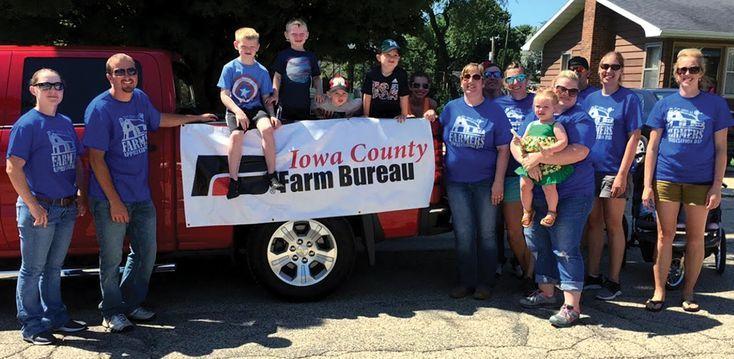 Farmers appreciation iowa county iowa county farm
