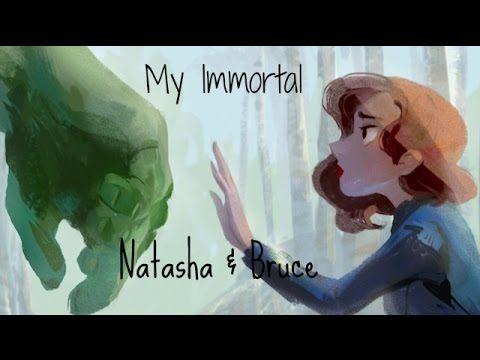 Natasha & Bruce Music Video: ~My Immortal~