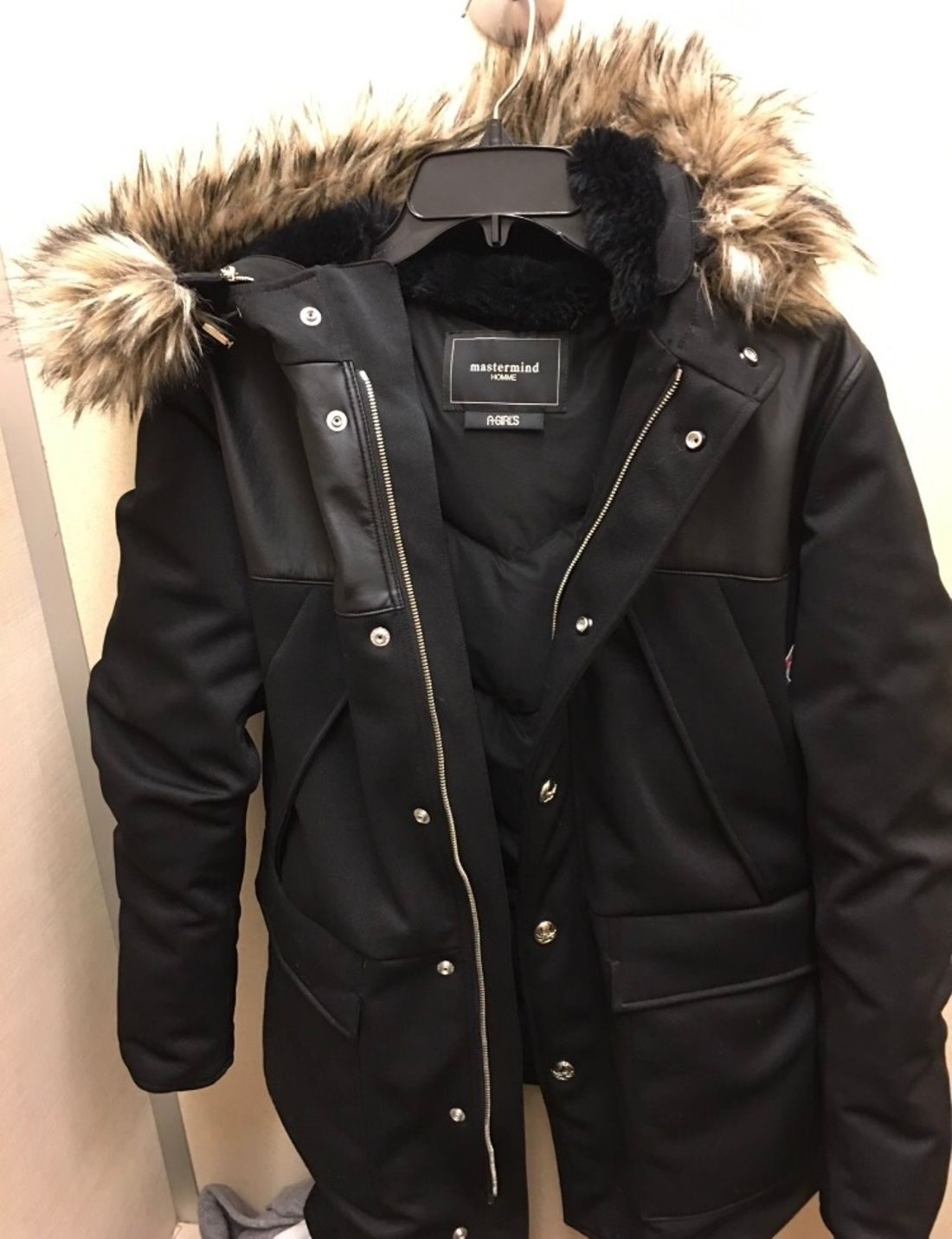 eaa0fcac Mastermind Japan 15 Aw Mmj Mastermind Japan Homme Prima Loft N 3 B Down  Coat Size M Size M $1950 - Grailed