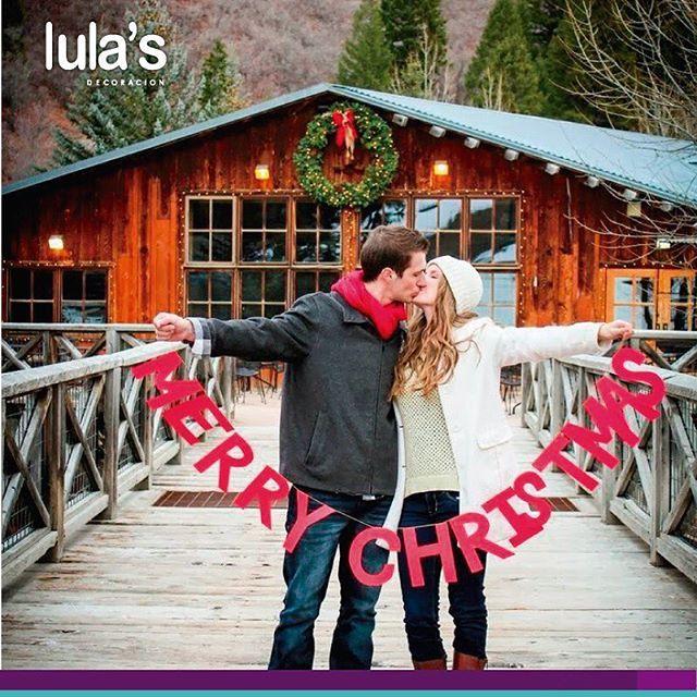 El amor es el regalo más grande y lindo que nos podemos dar los unos a los otros en esta Navidad #FraseDelDíaLulas Imagen inspiración Pinterest