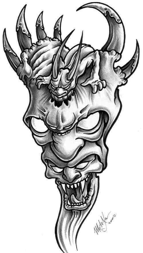 Free Tattoos Downloads Demon Tattoo Designs Tattoos ...