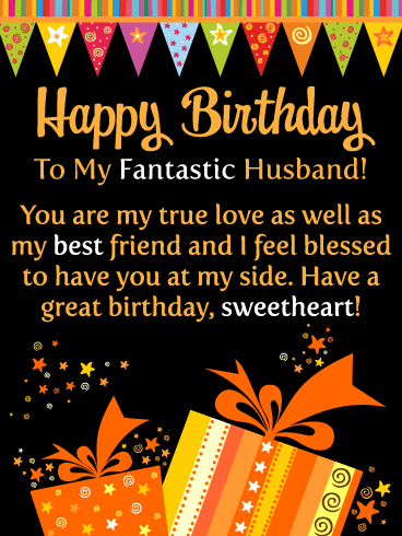 You Re My True Love Happy Birthday Card For Husband Birthday Greeting Cards By Davia Husband Birthday Card Happy Birthday Husband Happy Birthday Wishes Cards