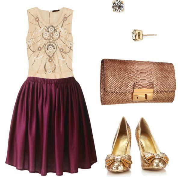 What To Wear A Fall Wedding Church Idea 2
