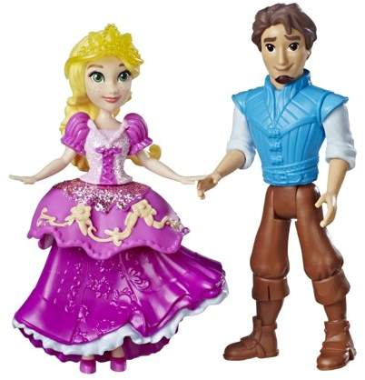 One-Clip Skirt Disney Princess Aurora Doll with Royal Clips Fashion