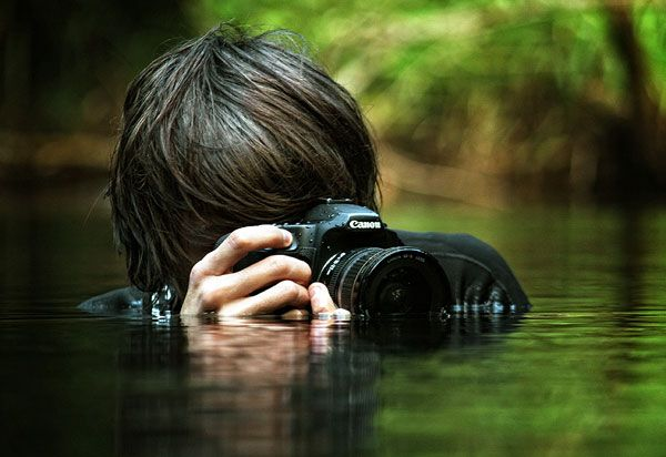 Adventure Photography by Drew Hopper. Not exactly a difficult photograph to capture, but certainly
