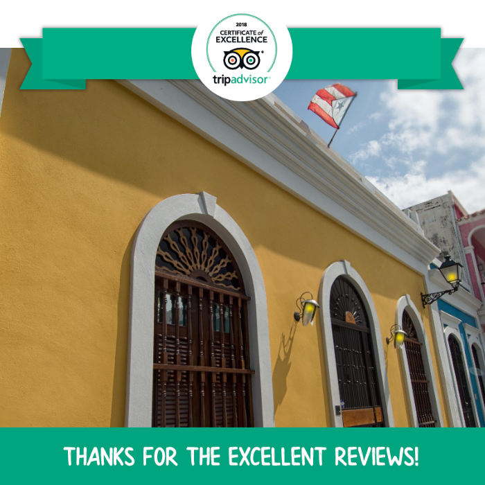 We've Been Recognized With A 2018 #CertificateofExcellence