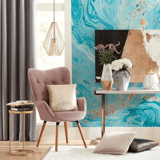 Chic Living Roomideas: Unexpectedly Cheap Places To Find Chic Home Decor