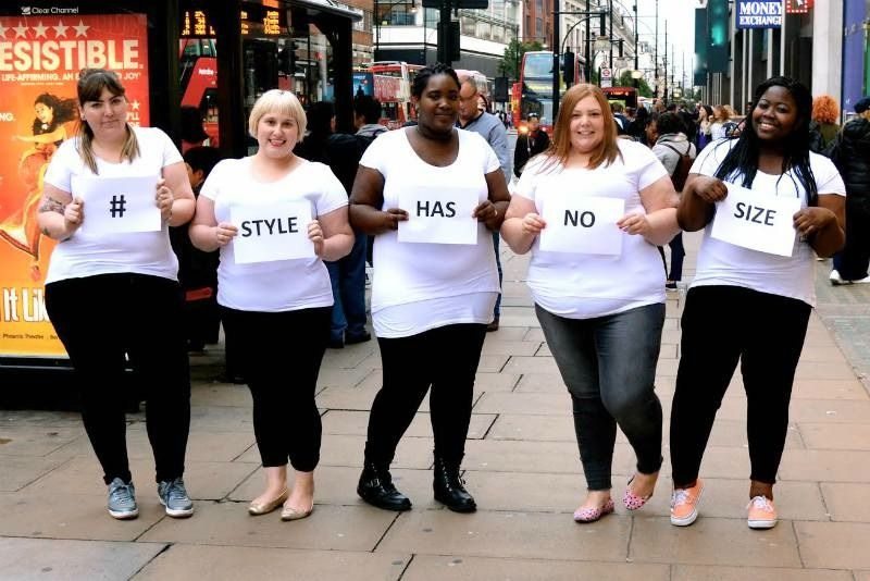 Photo of This Blogger Recreated The #StyleHasNoSize Photo