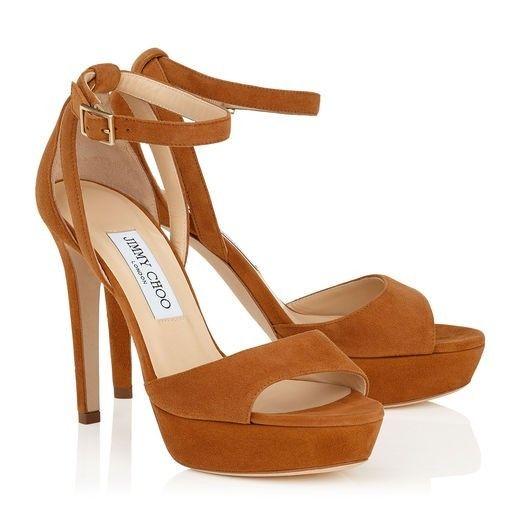 Jimmy Choo Kayden Canyon Suede Platform #Sandals #women #shoes