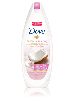 Dove Purely Pampering Body Wash Jasmine Body Wash Body