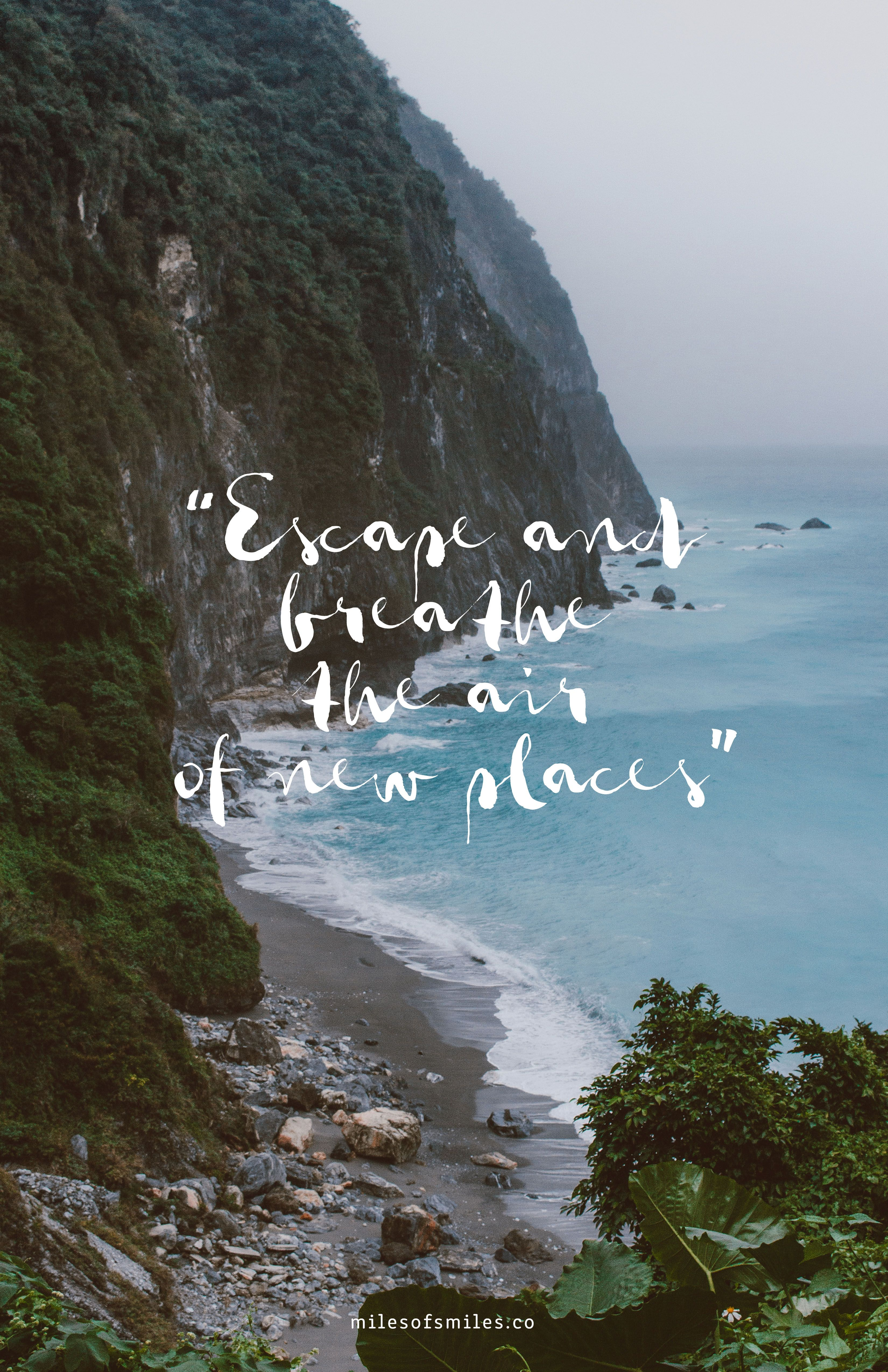 17 Travel Quotes That Will Inspire Your Next Adventure   Miles of Smiles