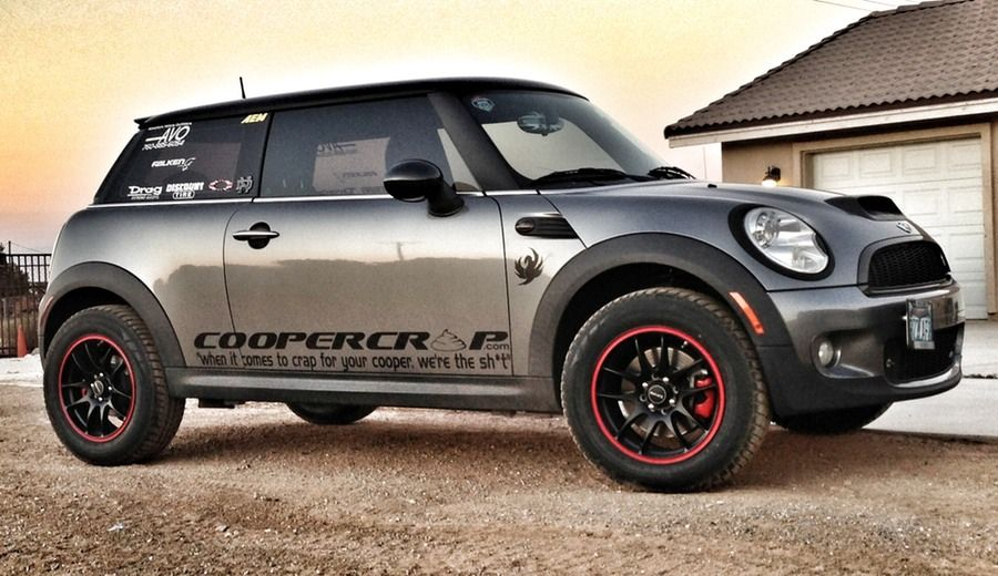 More Lifted From I Need A Kit For Mini Right Now