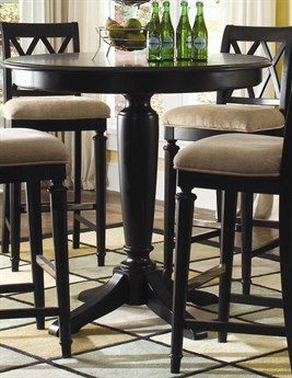 Yumanmod Adele Ashwood Black Extendable Rectangular Dining Table
