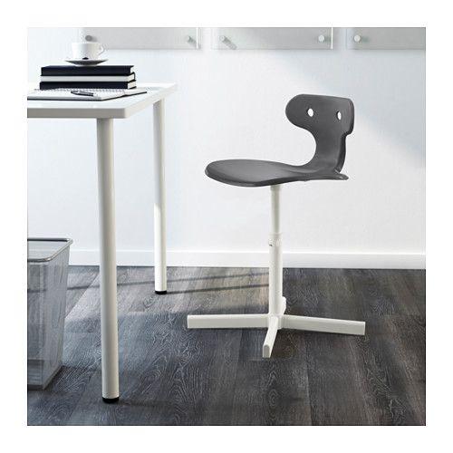 Ikea Bureaustoel Bonny.Bureaustoel Grijs Best Small Chief Bureaustoel Grijs With