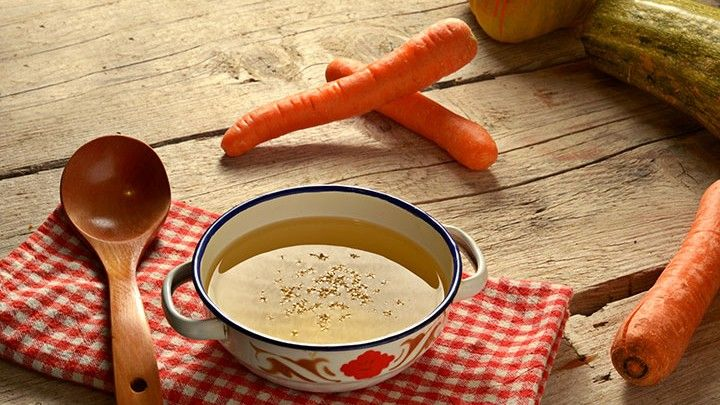 Dr. Oz's 2-Week Rapid Weight-Loss Plan: Vegetable Broth | The Dr. Oz Show