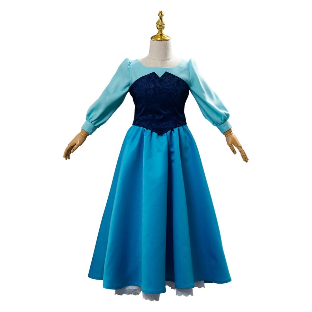 Petite Sirène Princesse Ariel Robe Cosplay costume custom made Fantaisie Mignon Robe