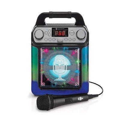 Singing Machine Groove Mini Karaoke System : Target