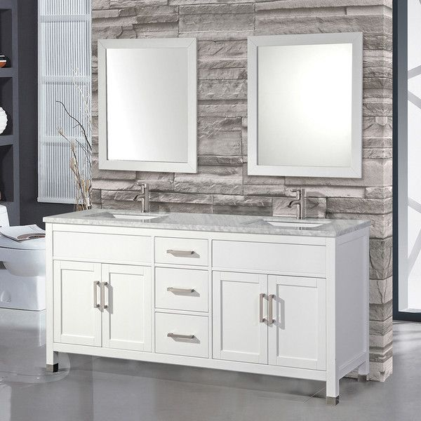 Customer Image Zoomed  Nj House  Pinterest  Double Sink Inspiration Bathroom Vanities Nj Decorating Inspiration