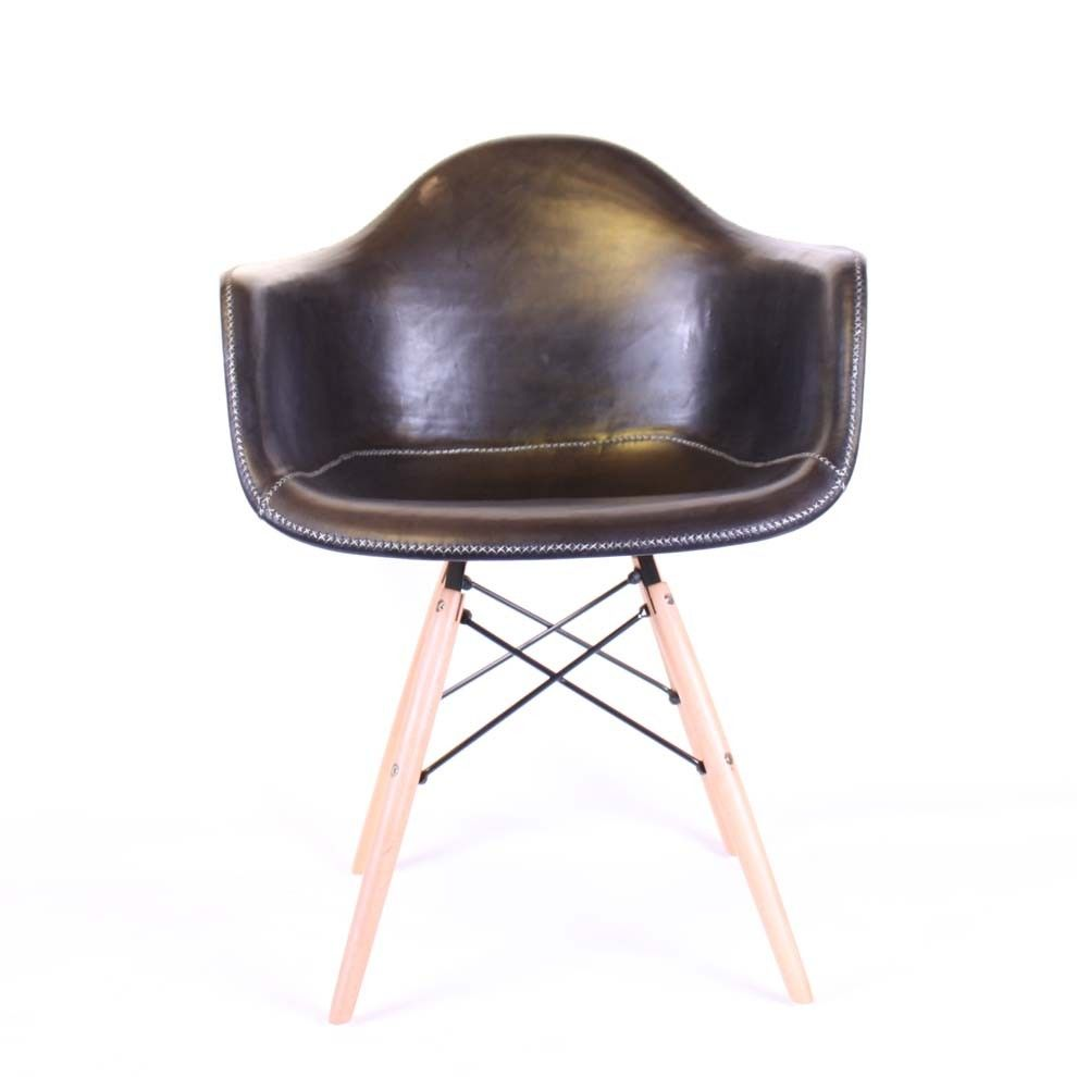 Leather Chair Sol Y Luna Furniture