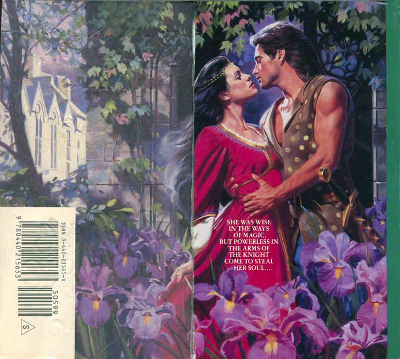 Rexanne Becnel Where Magic Dwells Stepback Covers From The