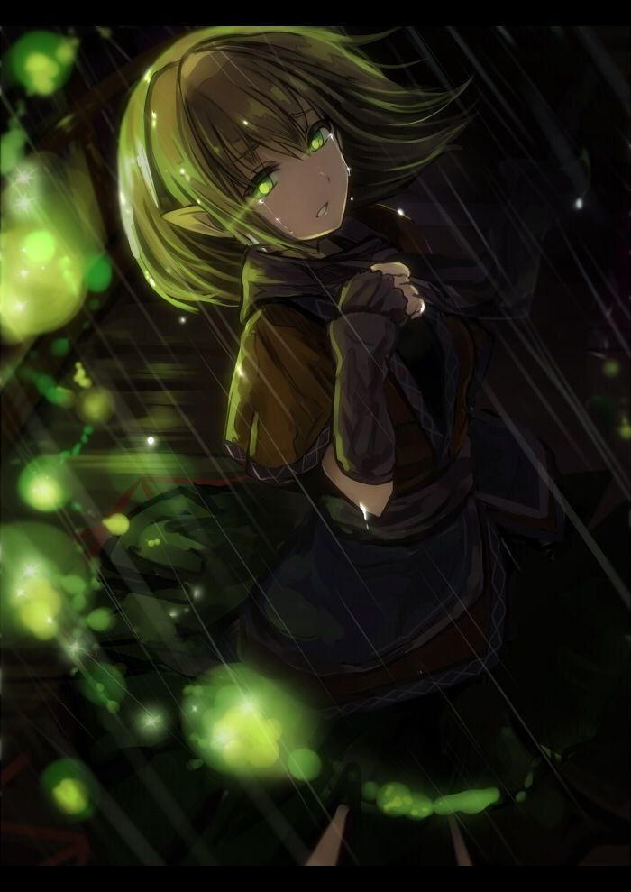 the daze mizuhashi parsee by 中壱 anime anime images anime art