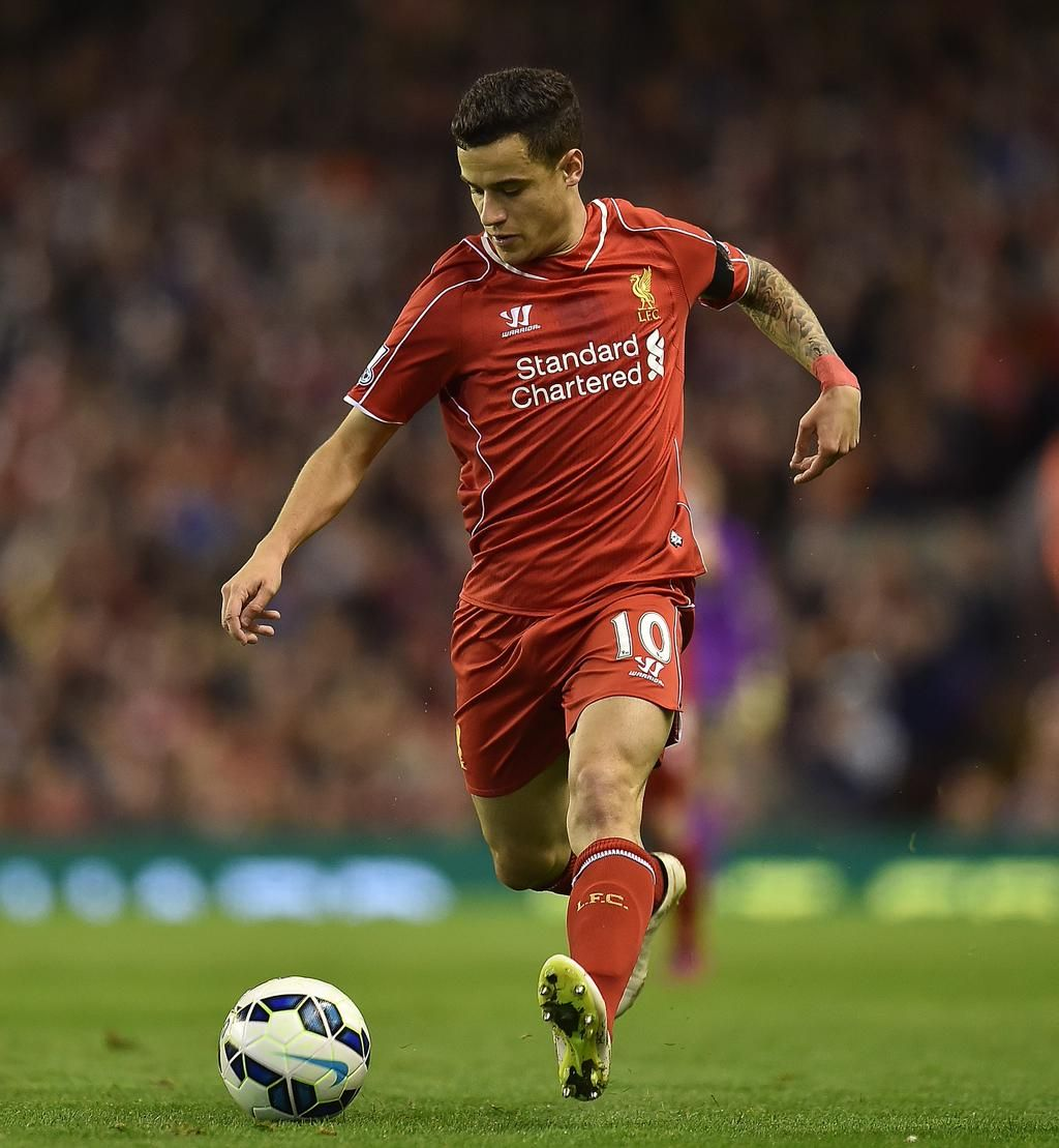 Philippe Coutinho has been named in the Brazil squad for the 2015 Copa America http://www.liverpoolfc.com/news/latest-news/184753-coutinho-handed-copa-america-call-up… #LFC