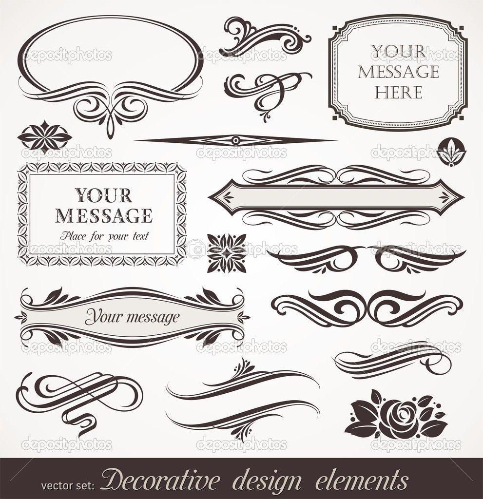 Декоративный дизайн