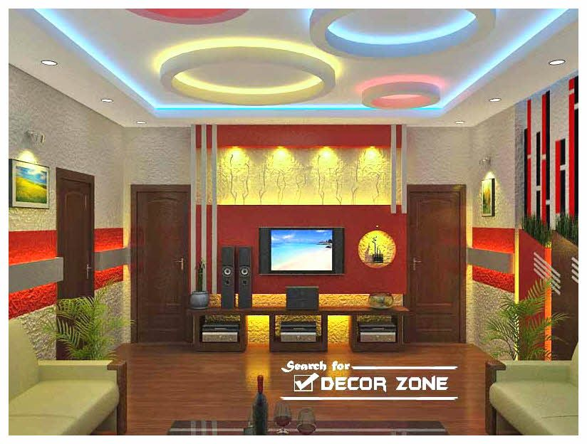 29 Living Room False Ceiling Ideas 2016 | Home And House Design Ideas Part 42