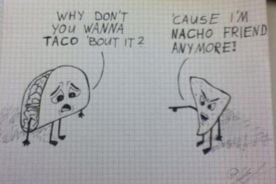 Nacho friend! @Kaylee Hendry