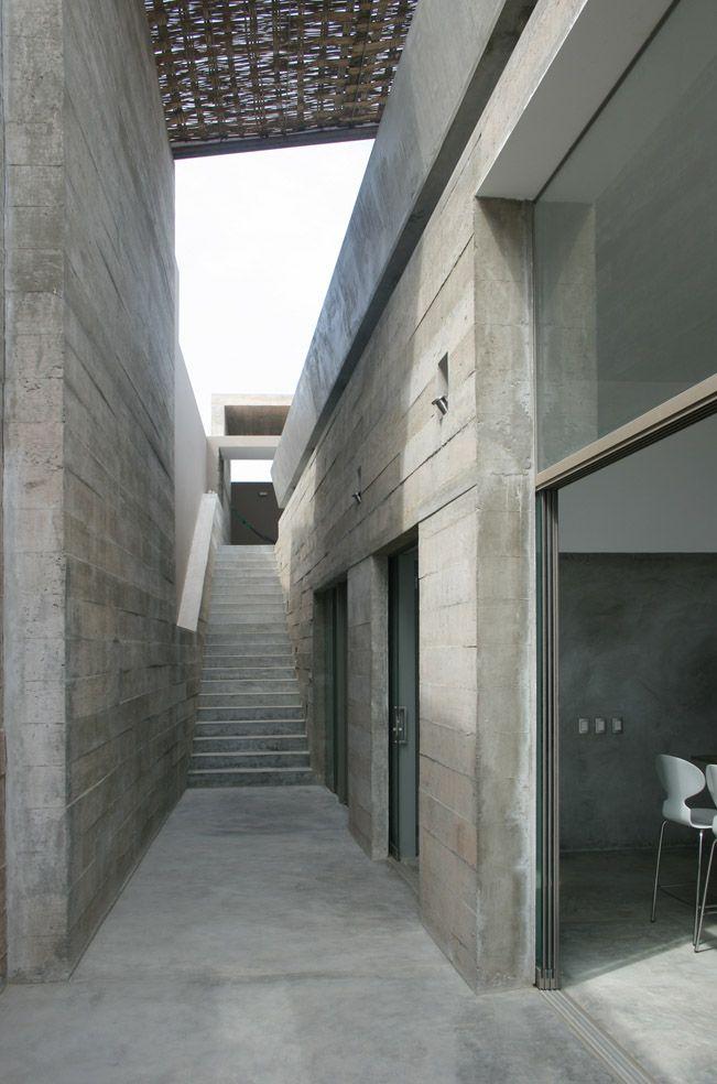 Tecno Haus: Conjunto Casas Vedoble - Barclay & Crousse